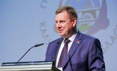 Новосельцев провел первую осеннюю сессию Калужского Заксобрания