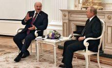 Путин и Лукашенко согласовали все 28 «союзных программ» по интеграции России и Белоруссии