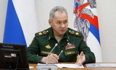 Шойгу заявил о перемещении войск США и НАТО к российским границам