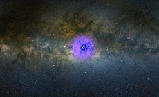 Таинственный сигнал-призрак из центра Млечного Пути всерьез озадачил ученых