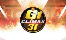 Превью NJPW G1 Climax 31